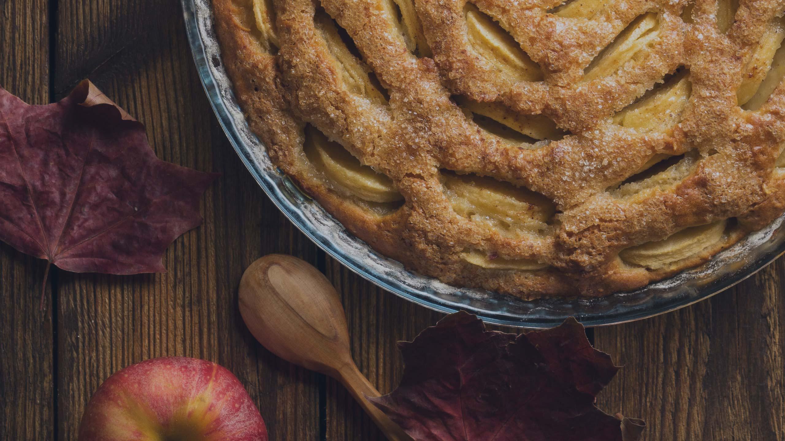 Prăjitură cu mere <br> – Peter Abel